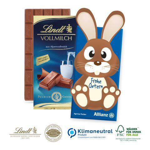 """Schokoladentafel """"Osterhase"""" ohne Werbeanbringung"""