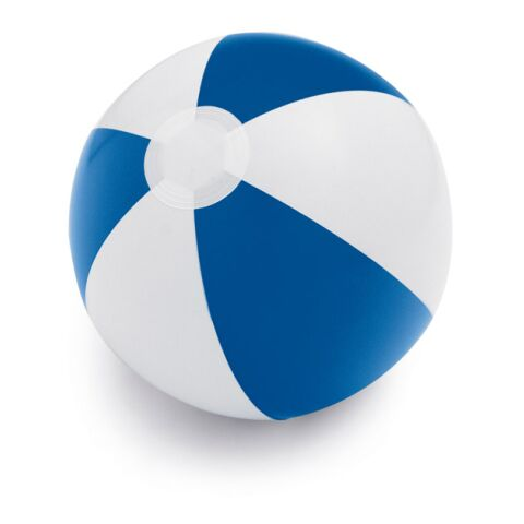 Aufblasbarer Ball Mittelblau   ohne Werbeanbringung