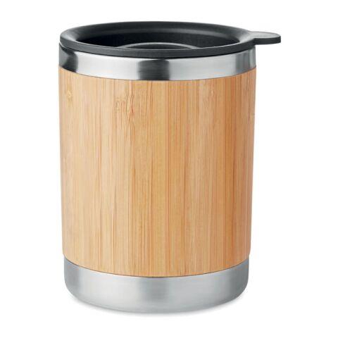 Trinkbecher Bambus 250 ml