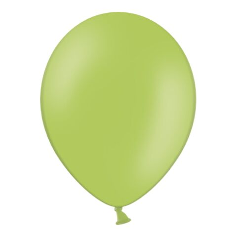 Standardballon - Umfang 90-100 cm grün | ohne Werbeanbringung | ohne Werbeanbringung
