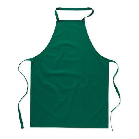 Küchenschürze aus Baumwolle grün | ohne Werbeanbringung | Nicht verfügbar | Nicht verfügbar | Nicht verfügbar