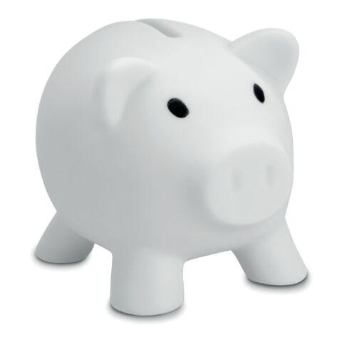 Sparschwein Schweinsiki weiß | ohne Werbeanbringung | Nicht verfügbar | Nicht verfügbar