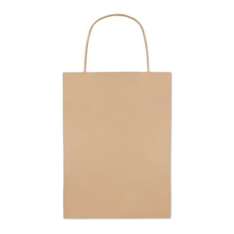 Geschenkpapiertüte, klein beige   ohne Werbeanbringung   Nicht verfügbar   Nicht verfügbar   Nicht verfügbar