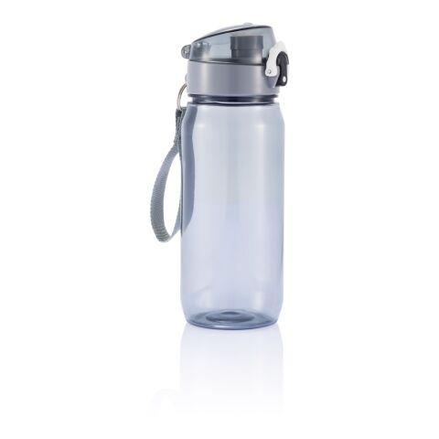 Tritan Flasche schwarz-grau | ohne Werbeanbringung | Nicht verfügbar | Nicht verfügbar