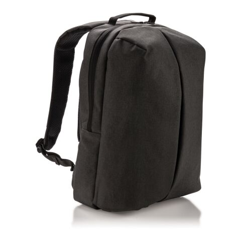 Büro- und Sportrucksack schwarz | ohne Werbeanbringung | Nicht verfügbar | Nicht verfügbar | Nicht verfügbar