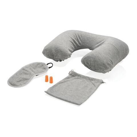 Komfort Reise-Set grau | ohne Werbeanbringung | Nicht verfügbar | Nicht verfügbar