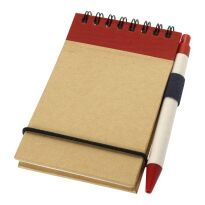 Zuse Notizbuch mit Stift