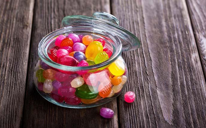 Süßigkeiten als Werbeartikel verschenken