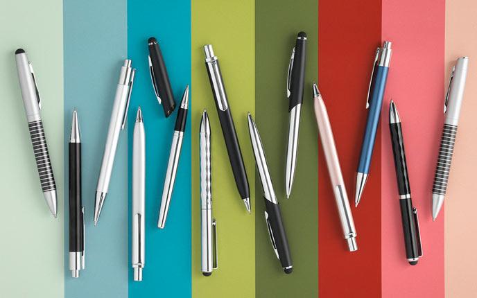 Kugelschreiber als Streuartikel