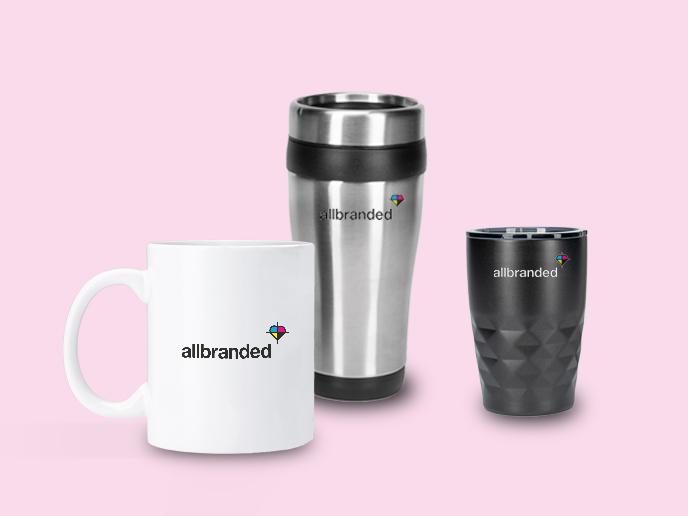Tassen für Mitarbeiter