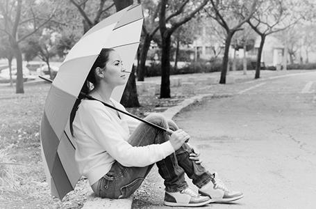Werbeartikel Regenschirme