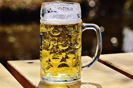 Biergläser Werbeartikel Oktoberfest