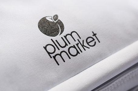 Business-Taschen mit Siebdruck