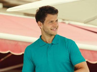 Polo Shirts von Fruitoftheloom
