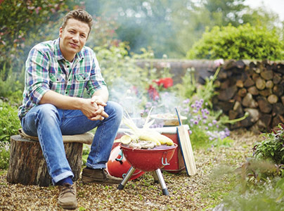 Grill Jamie Oliver