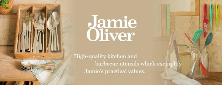 Werbeartikel von Jamie Oliver